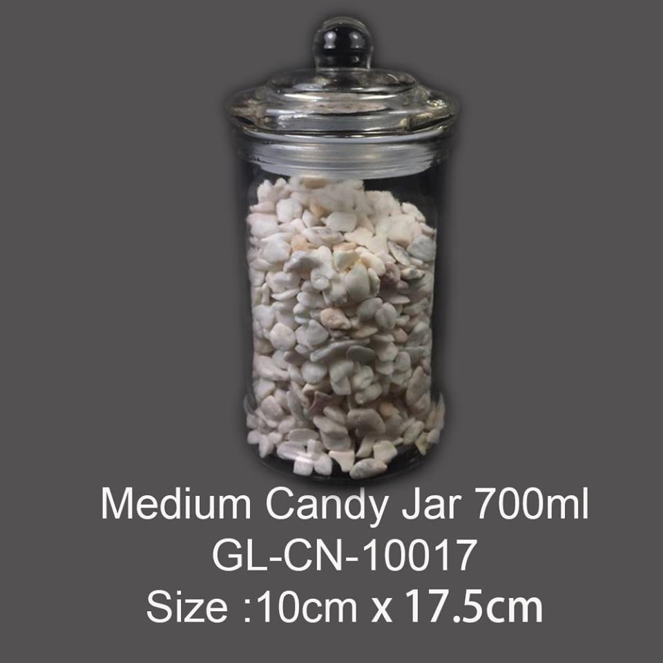 Medium Candy Jar 700ml (Terrarium)