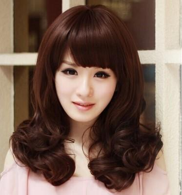 medium wig*dec 7 ready stock-rambut palsu