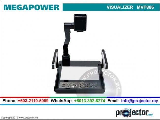 MEGAPOWER VISUALIZER MVP886