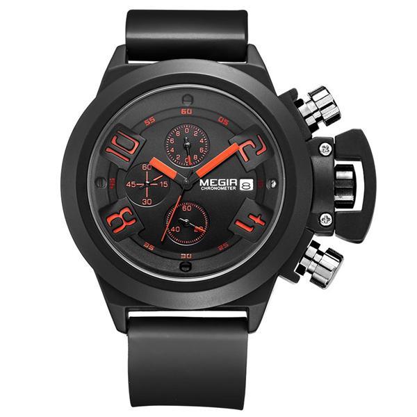 Megir Branded New Fashion Man Watch (end 6 20 2020 1 35 AM) 260041490a
