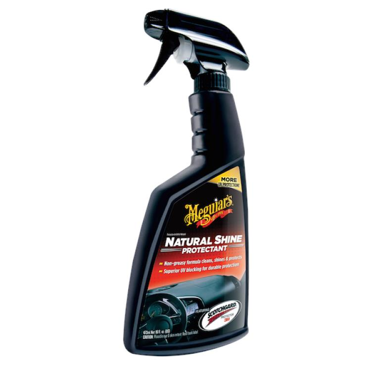 Meguiar's Natural Shine Protectant (MEGUIARS ORIGINAL) G4116