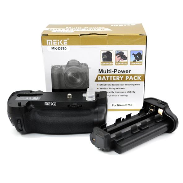 Meike MK-D750 Multi-Power Battery Pack Vertical Battery Grip
