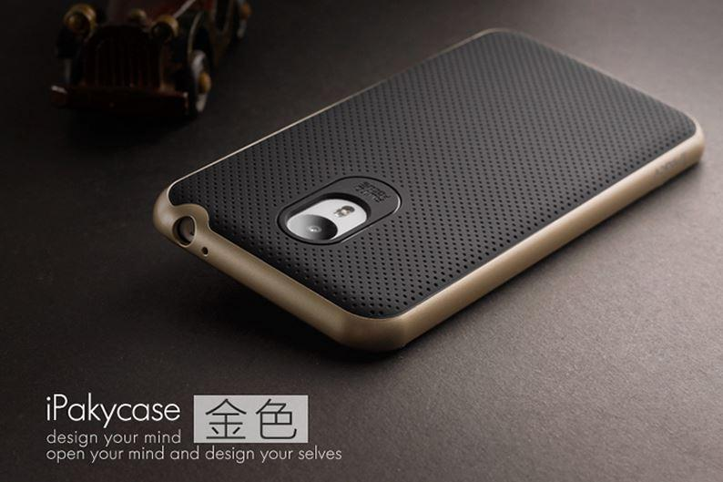 newest b3dd3 6f45b MEIZU METAL M1 Note M2 Note 2 MX5 IPAKY Neo Hybrid Case Cover
