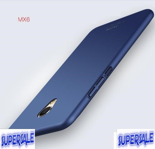Meizu MX6 Matte Casing Case Cover [5-9 Days Delivery]