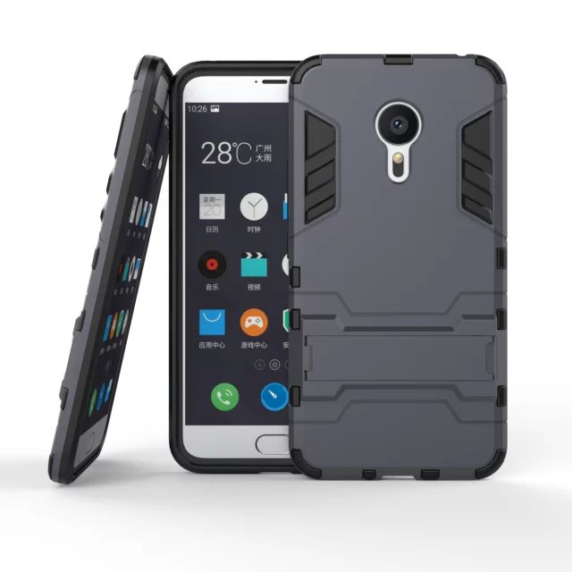 Meizu PRO5 mx5 pro M57 ironman Armor Antidrop Case Casing Cover