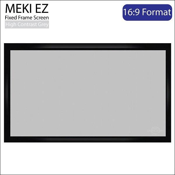 MEKI EZ Fixed Frame Projector Screen (end 3/27/2017 6:15 PM)