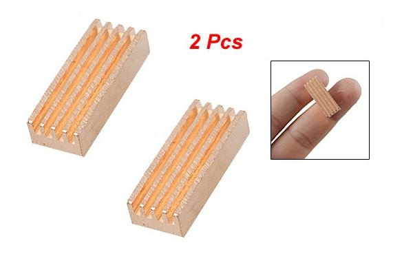 Memory Heatsink (2pcs per Pack)