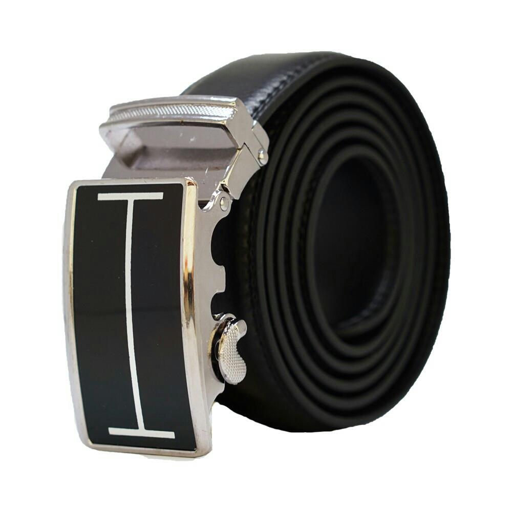 Men Automatic Buckle Belt MB10 Genuine Leather