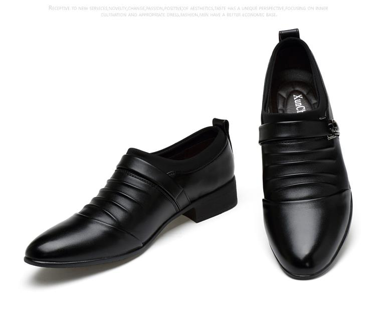 Men Business Shoes Formal Shoes (end 8