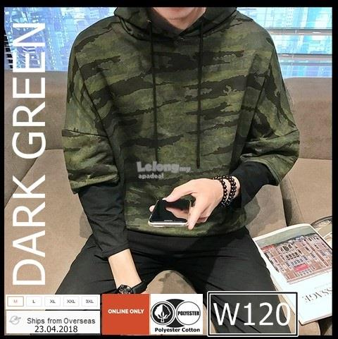 2f6f6bf8598d7 Men Camouflage Hoodie 2 Bright Color (end 4/22/2020 1:15 PM)