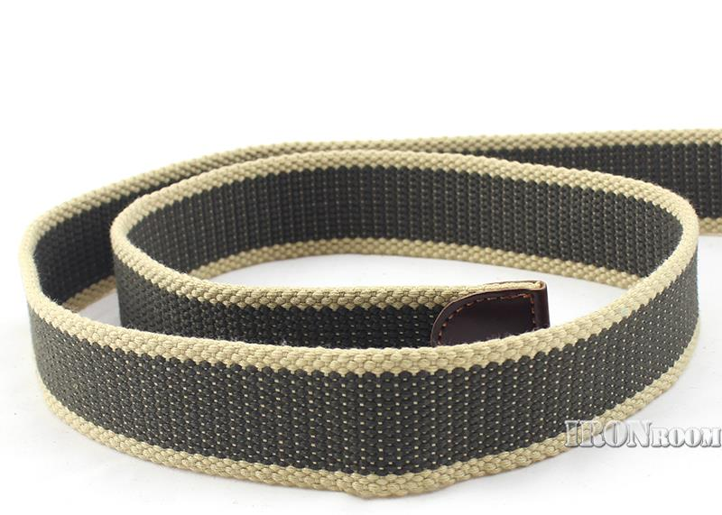 Men Canvas Belt HYC17002AM