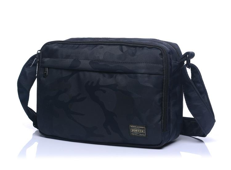 Men Casual Nylon Sling Shoulder Messenger Cross Body Bag