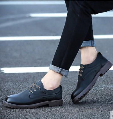 933047fb74a23 Men England Style Casual Shoes Men Leisure Shoes