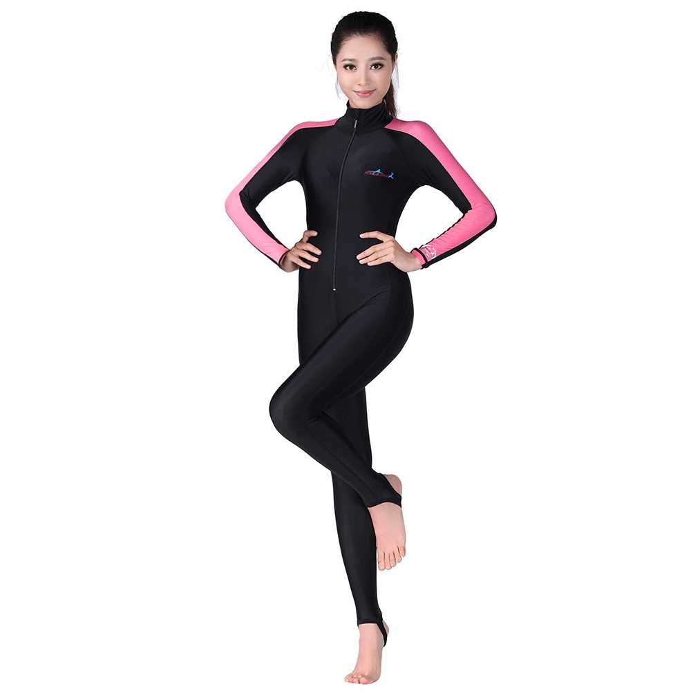 28927895c3 Men Full Body Diving Swimming Surfing Spearfishing Wet Suit UV Protection  Snor. ‹ ›