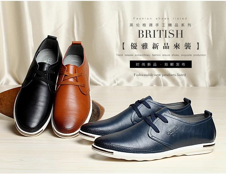 Men Genuine Leather Shoes Popular Bu End 2 25 2020 3 15 Pm