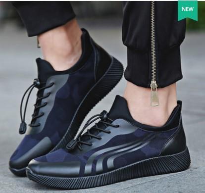 Men Korean Style Sport Shoes Men Fas