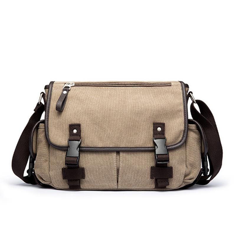 607241f42c MEN Leather Sling Multipurpose Messenger Business Casual Bag 168. ‹ ›