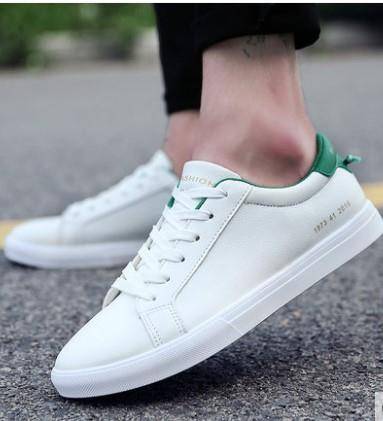 Men PU Leather Shoes Casual Shoes Men Shoes