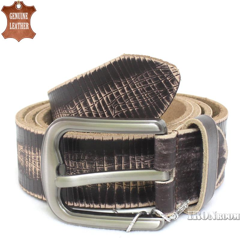 Men's Casual Leather Belt TIR163290F