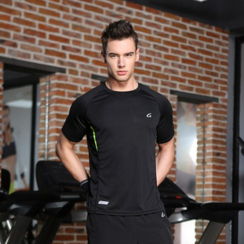 Men's Compression Base Layer T-shirt and Pants Set