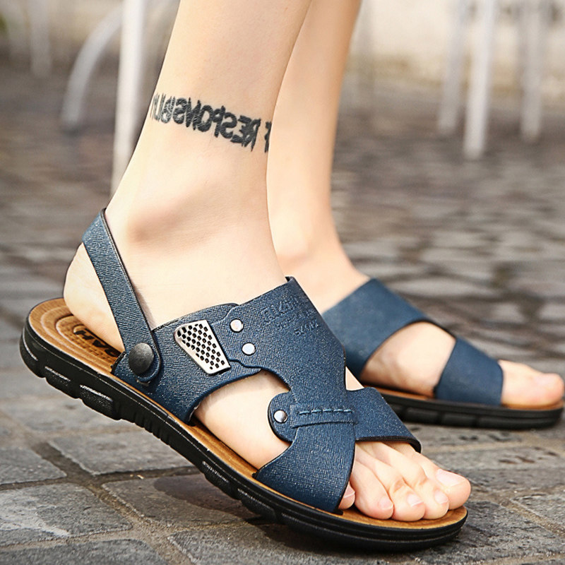 c23cd11fed45 Men s Dual Wear Flip Flop Sandals O (end 2 24 2021 12 00 AM)