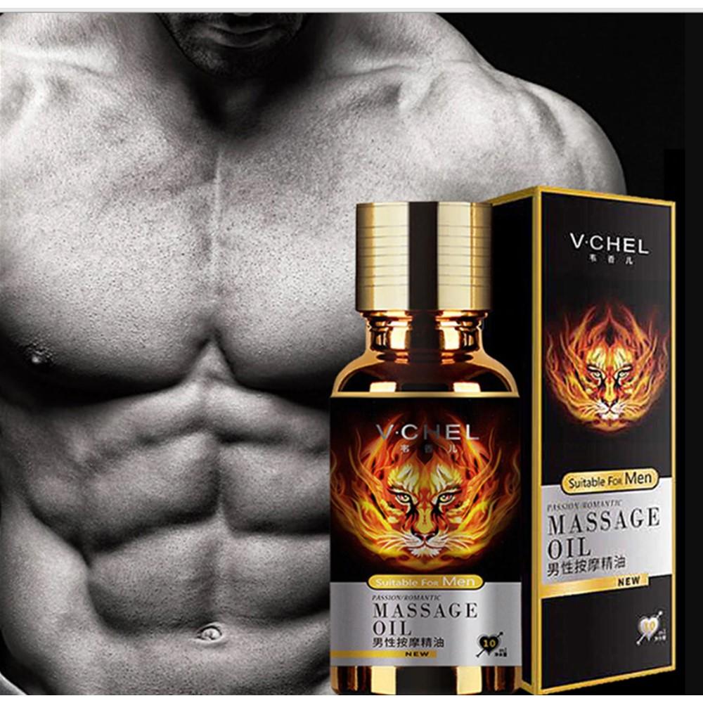 Mens Health Sensual Massage Essential Oil Enlargement Growth Increase