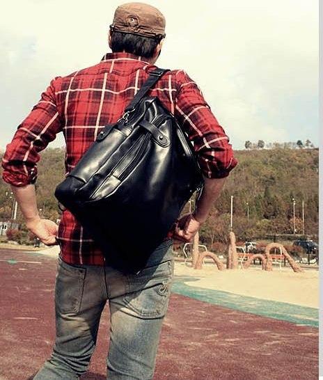 c4eac63c6be Men s Sling Bag Messenger Bag Laptop (end 12 3 2019 2 48 PM)