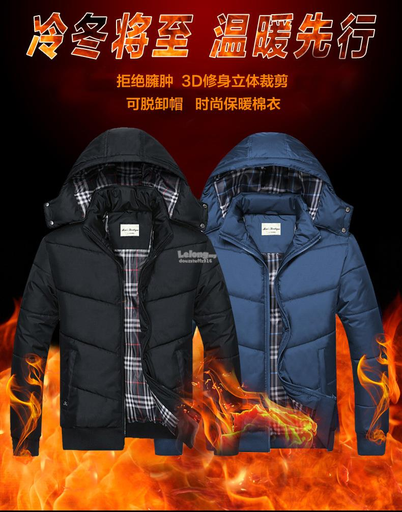 Men Super Warm Winter Fashion Travel End 6 7 2019 515 Am Jaket Hodie Sk 17 Padded Jacket Hooded Cap M 5xl