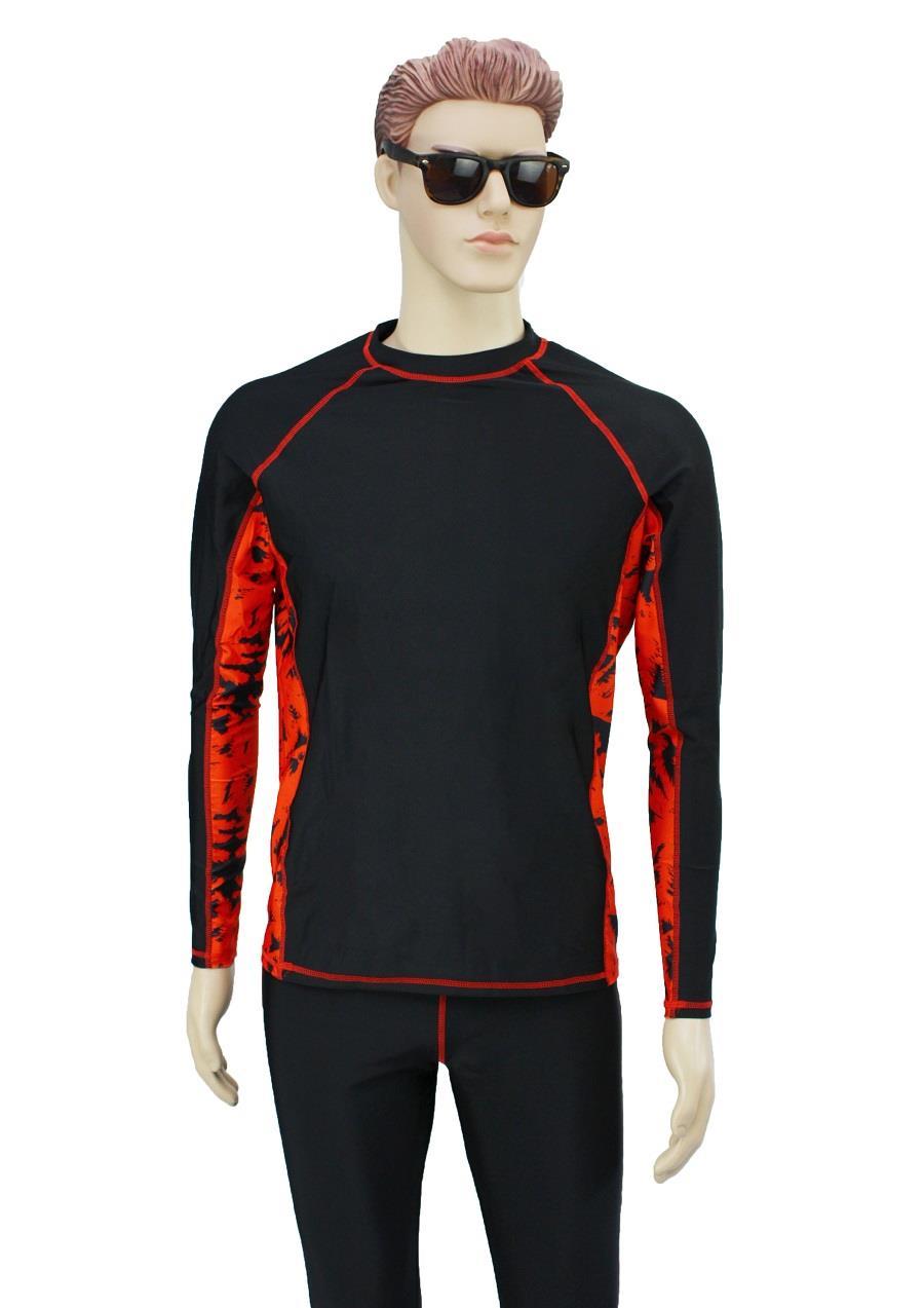 Men Swimming Suit SwimWear Orange Muslimah Baju Renang Lelaki - XXL  sc 1 st  Lelong.my & Men Swimming Suit SwimWear Orange Mus (end 9/8/2018 2:15 PM)