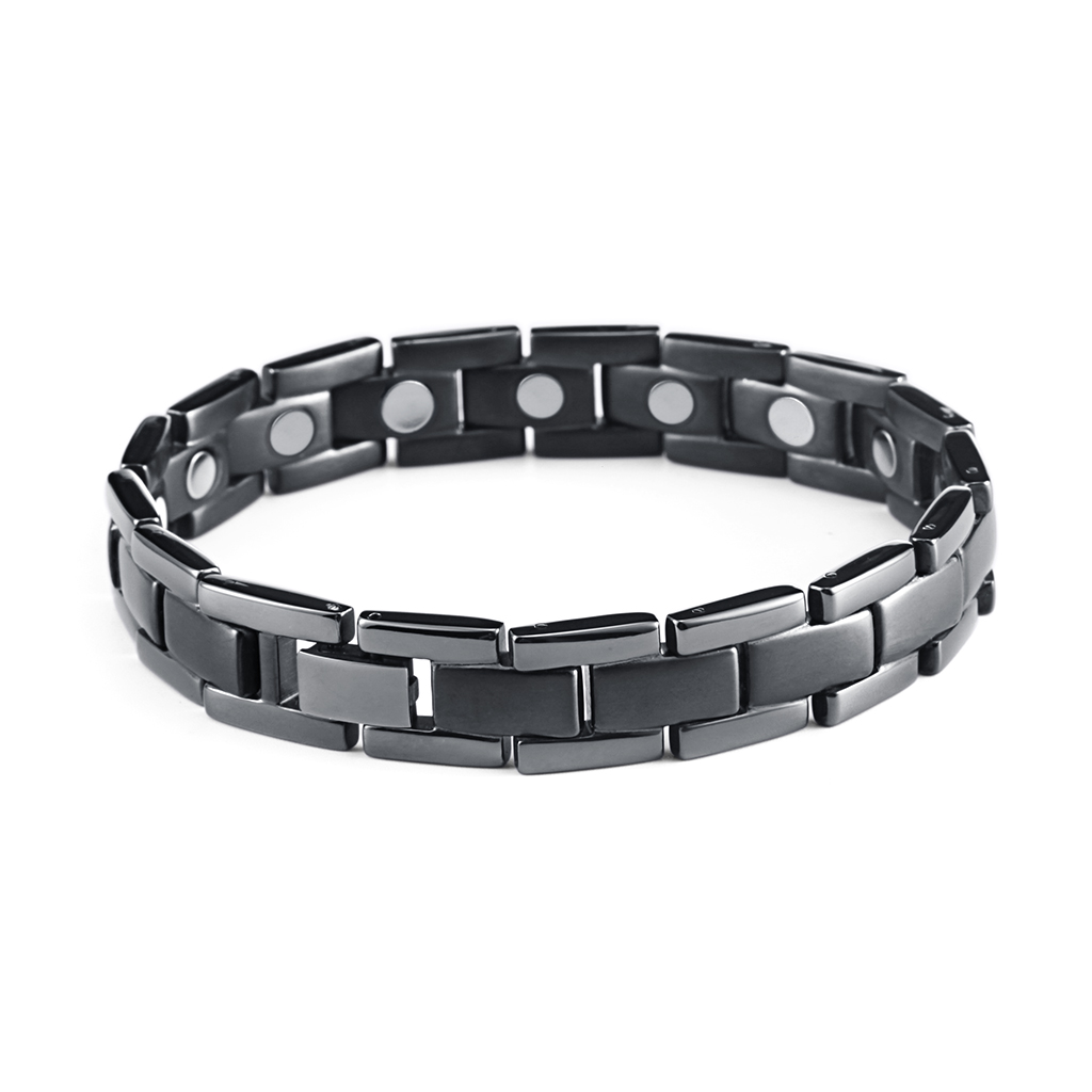 Men Titanium Wristband