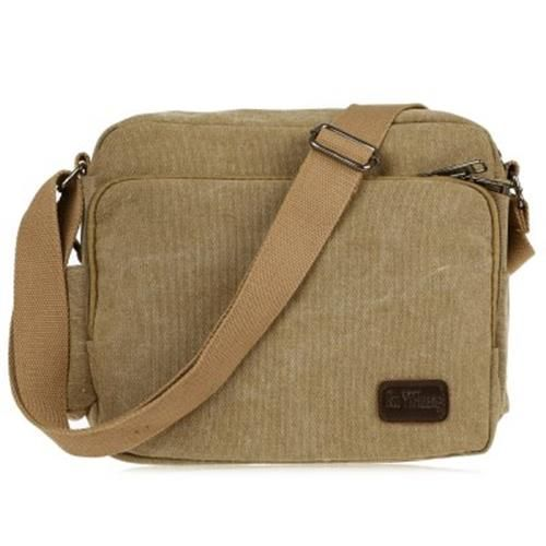 1edd9e6358 MEN VINTAGE CANVAS SHOULDER MESSENG (end 6 24 2021 12 00 AM)