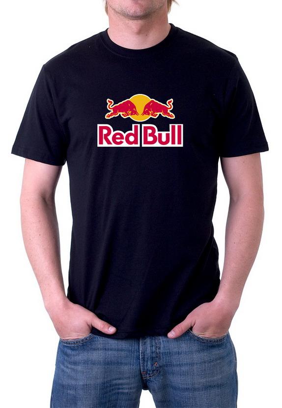 Men wear black red bull logo t shirt end 9 30 2016 9 19 pm for Red bull logo shirt