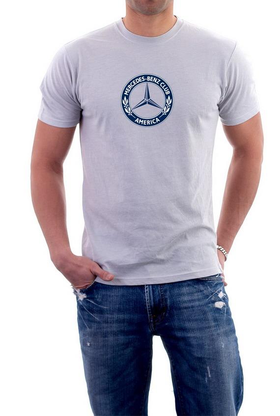 Men Wear White Mercedes Benz Club America T Shirts MCD007MW. U2039 U203a