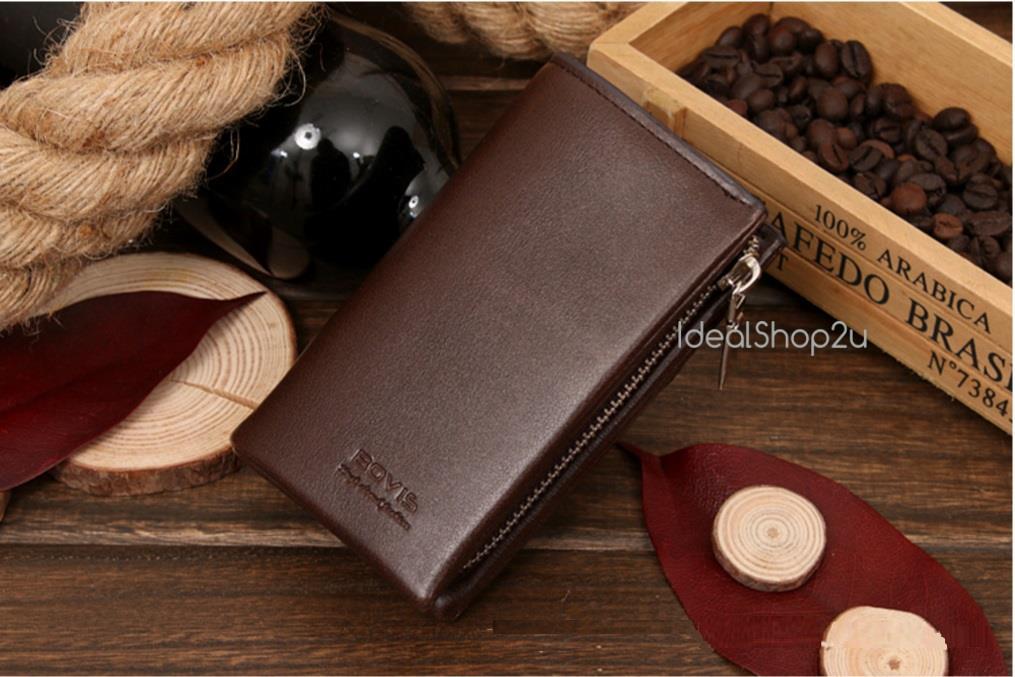 Men Women Leather Key Wallet Keys Chain Holder Bag Begs Dompet Kunci. ‹ › e0f0ef573f