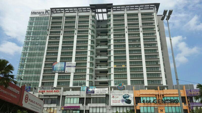 Menara K1 Office for sale, Commerce ONE, Old Klang Road, Near P.Point