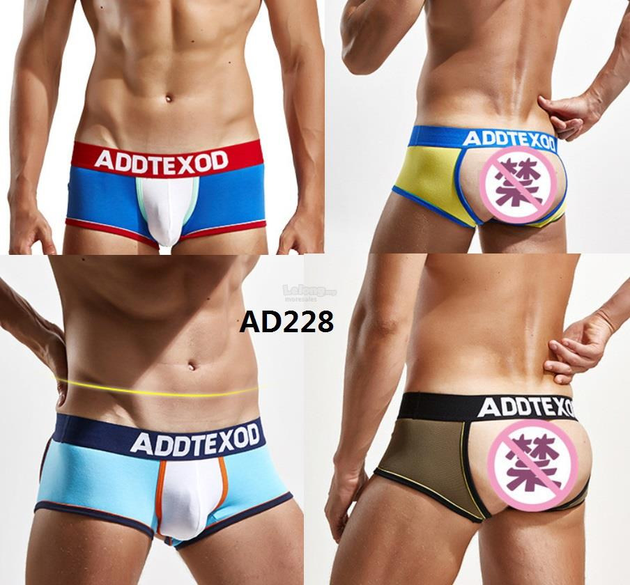 Mens Sexy Underwear Hollow Back Addicted Addtexod AD228
