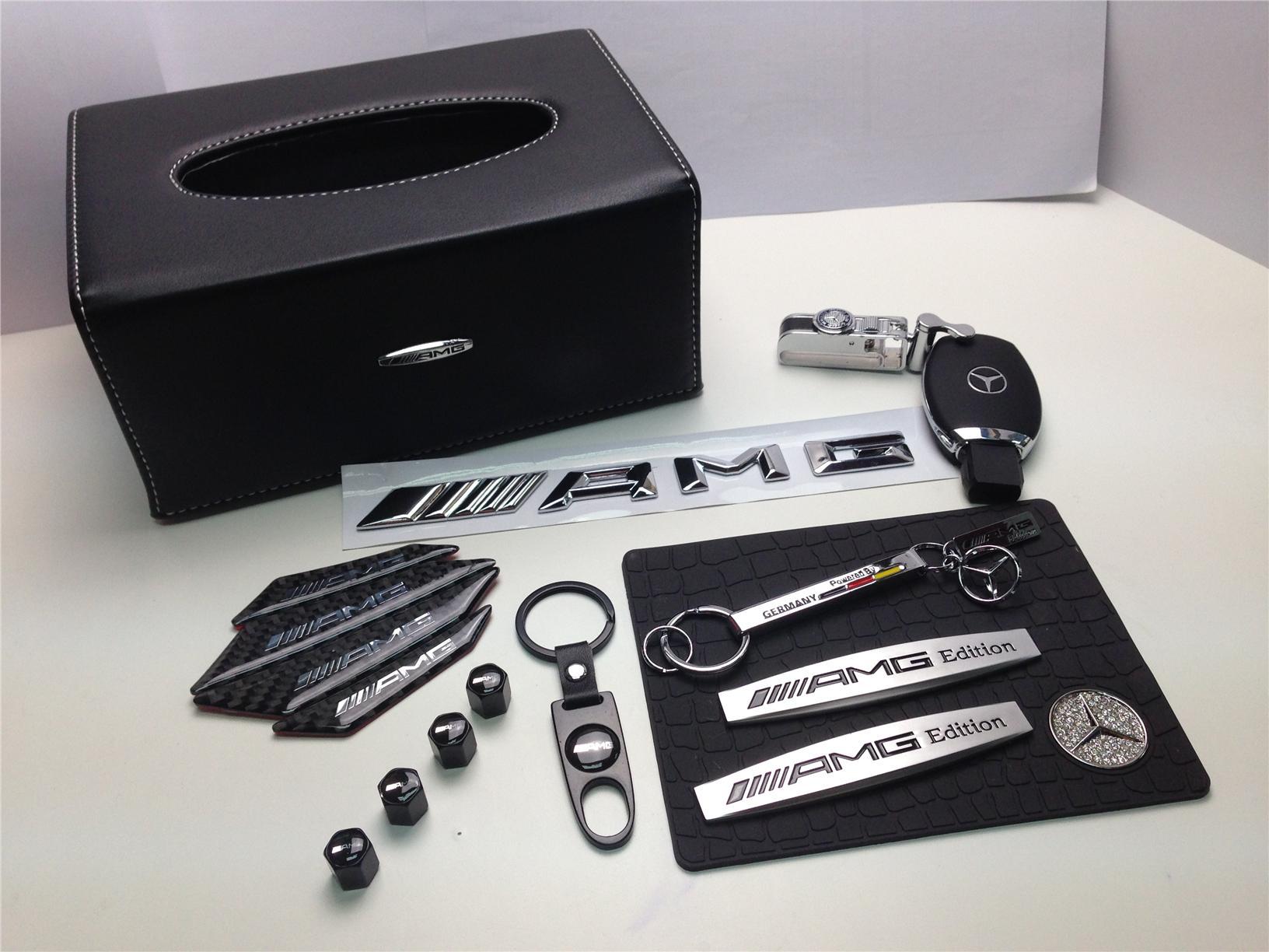 Mercedes amg premium accessories set end 5 11 2016 3 15 pm for Mercedes benz e350 parts accessories