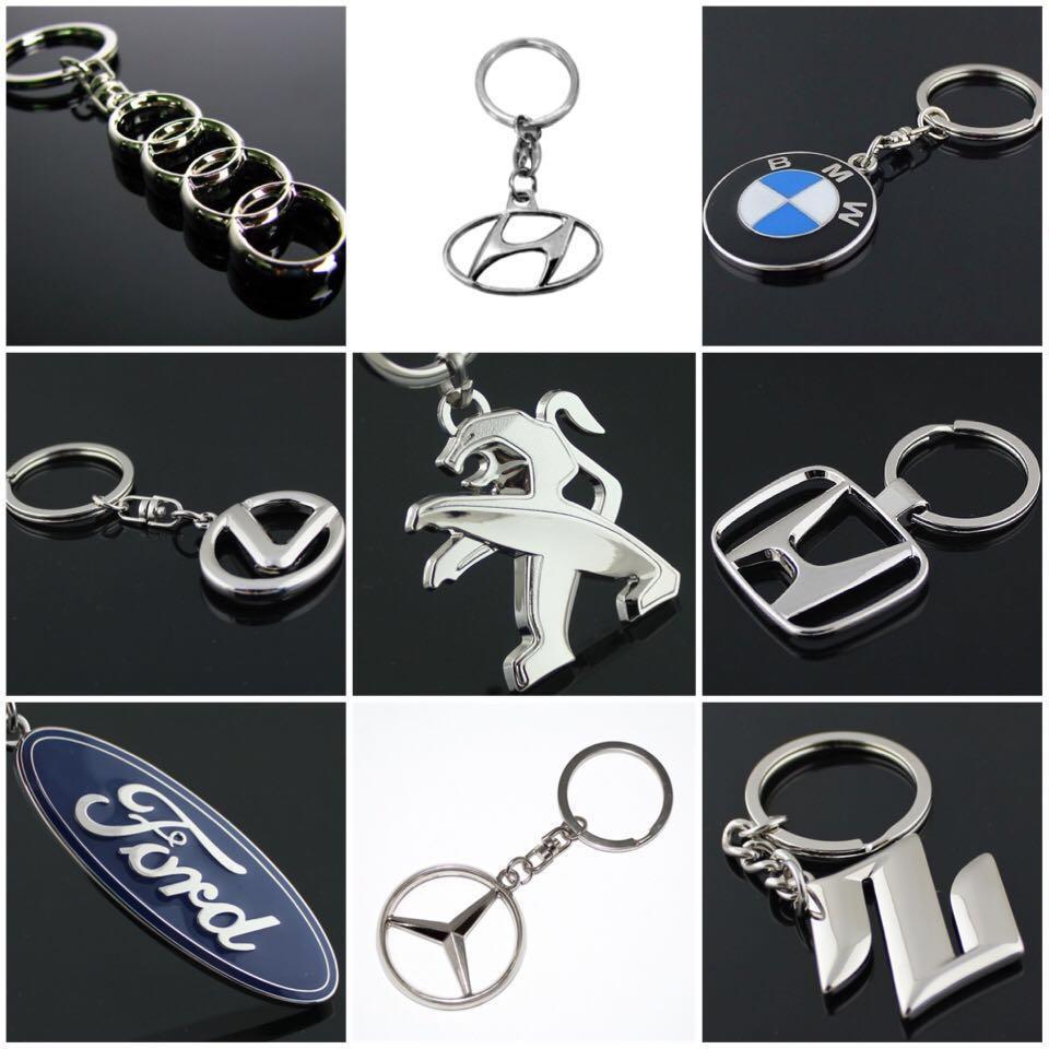 MercedesBenz BMW Audi Lexus Honda End PM - Audi keychain