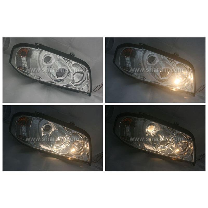 Mercedes Benz C-Class W202 Projector Headlamp