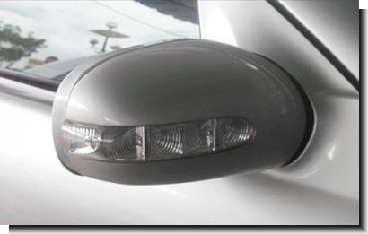 Mercedes Benz C-Class W203 '00-'05 Door Mirror LED Only (W211 Look)[W2