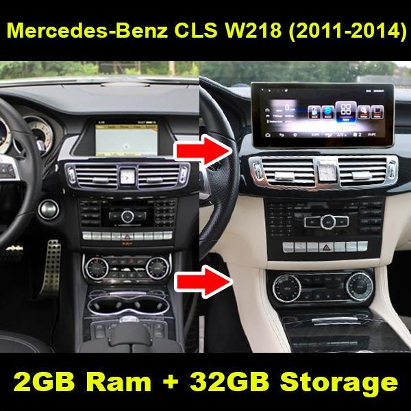 Mercedes Benz CLS-Class W218 10 25