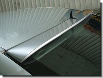 Mercedes Benz CLS W219 '05 Rear Roof Spoiler ABS [W219-SR02-U]