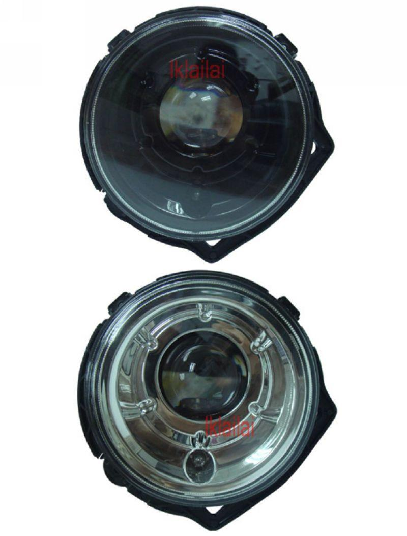 Mercedes Benz G-Class W463 `86-11 Crystal Projector Head Lamp