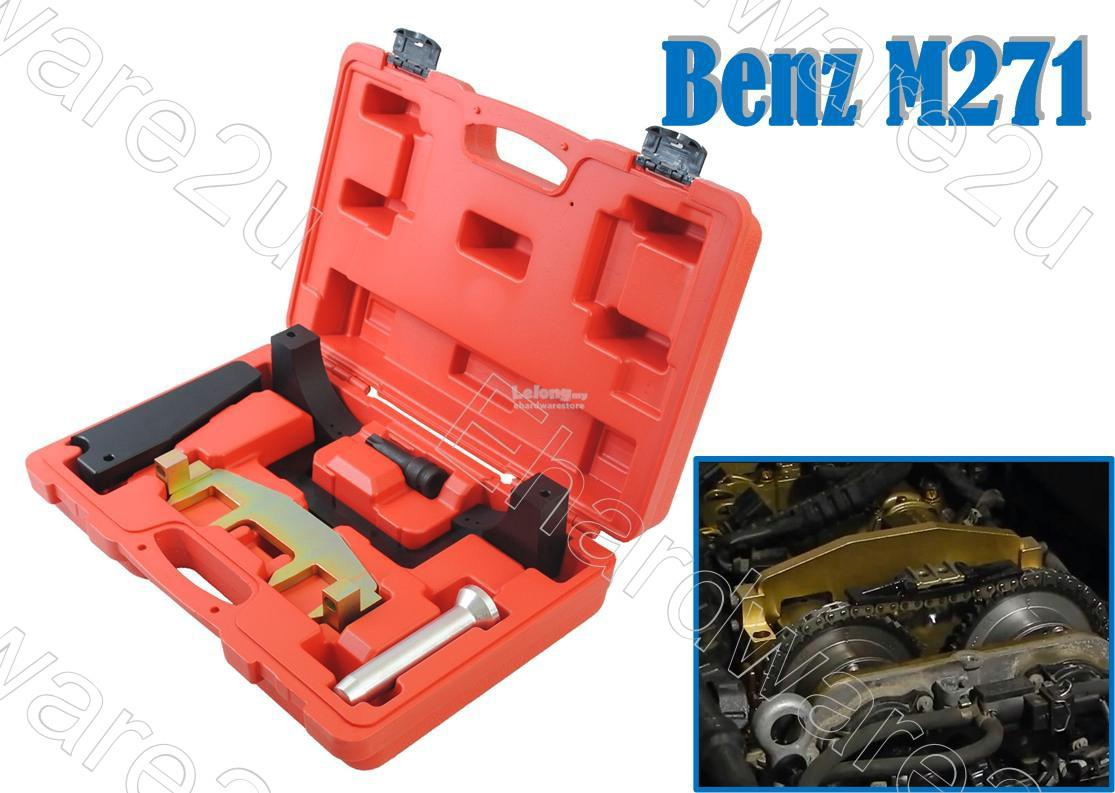 Mercedes Benz M271 Camshaft Alignment Timing Chain Fixture Tool (1555B