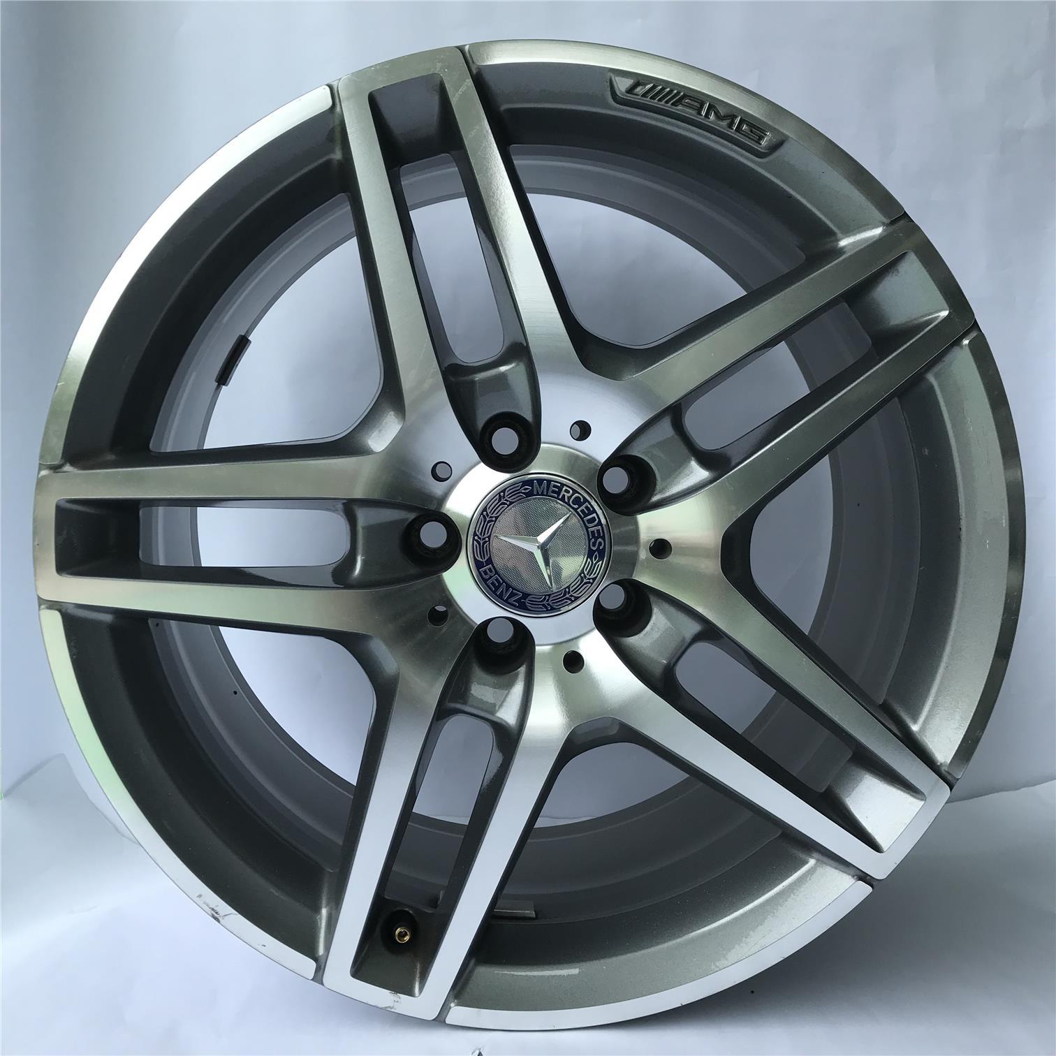 Mercedes Benz Rims >> Mercedes Benz Original Sport Rim 18