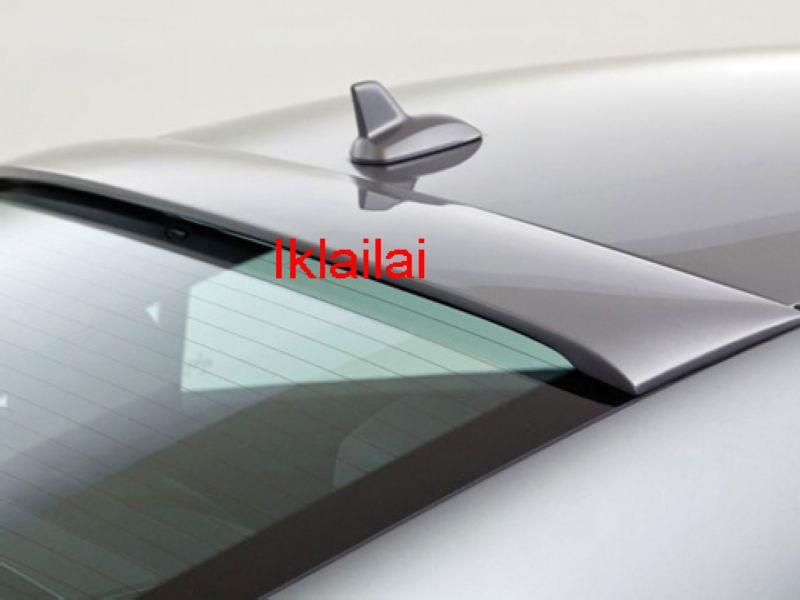 Mercedes Benz S-Class W221 '06 Rear Roof Spoiler ABS
