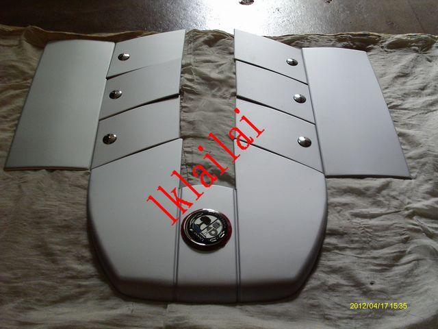 Mercedes Benz V6 ENGINE COVER ALUMINUM [9PCS/SET][MERC-ACC17-U]