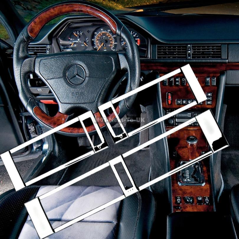 Mercedes W124 Interior Parts Images Galleries With A Bite
