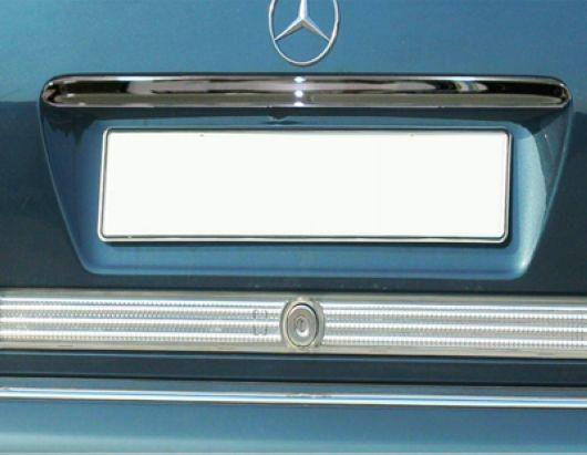 Mercedes Benz W140 `94-97 Trunk Lid Moulding Chrome S/Steel [Japan]