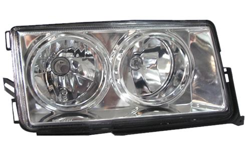 Mercedes Benz W201 `82-93 190E Head Lamp Crystal Glass Lens